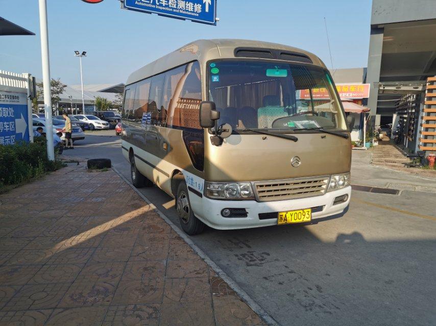 金旅客车金旅大海狮2015款 金旅大海狮 2.4L汽油4RB2